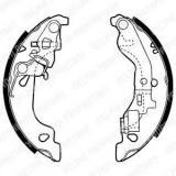 Set saboti frana FIAT PUNTO 1.2 60 - DELPHI LS1858