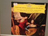 GOUNOD : CECILIEN – MESSE (1967/Deutsche Grammophon/RFG) - VINIL/ca NOU