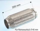 Teava flexibila, esapament OPEL CORSA D 1.4 - EBERSPÄCHER 996.0.005