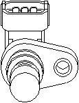 senzor turatie,management motor OPEL AGILA 1.0 12V - TOPRAN 206 208