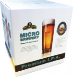 Bulldog Micro Brewery IPA - set complet pentru bere de casa, Blonda