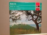 BACH – SUITE no 3 & 4  - dir. Lorin Maazel (1967/Fontana/Holland) - VINIL/ca NOU, decca classics