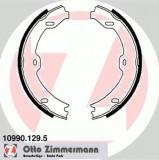 Set saboti frana, frana de mana MERCEDES-BENZ E-CLASS T-Model E 220 T CDI - ZIMMERMANN 10990.129.5