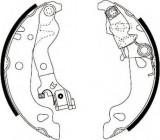 Set saboti frana FIAT PUNTO 1.2 60 - JURID 362405J