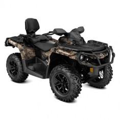 ATV Can-Am Outlander MAX XT 650 Mossy Oak Break-Up Country Camo 2018