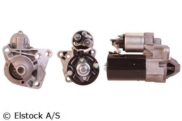 starter RENAULT MEGANE III cupe 2.0 TCe - ELSTOCK 25-4162