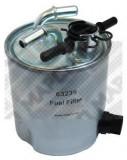 filtru combustibil NISSAN X-TRAIL 2.0 dCi FWD - MAPCO 63239