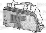 lentila,far PEUGEOT 405 Mk II 1.9 D - VALEO 061202