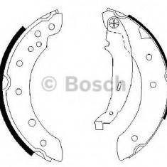 Set saboti frana RENAULT TONDAR 90 I 1.0 Hi-Flex - BOSCH 0 986 487 585