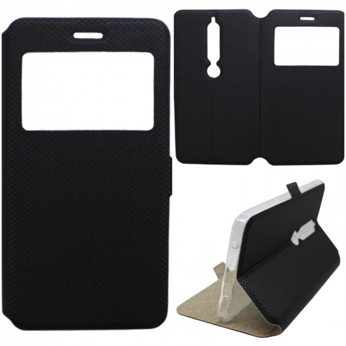 Husa Protectie Tip Carte Flip Cover Nokia 6.1 2018