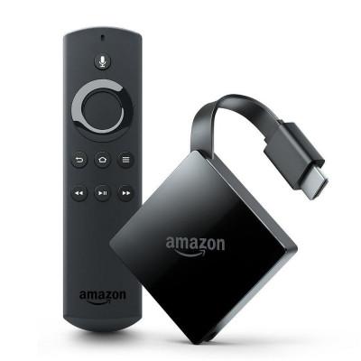 Resigilat : HDMI Streaming player Amazon Fire TV Generatia a 2-a control Alexa foto