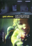 Gabi Eftimie, Ochi rosii polaroid, acesta este un test