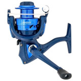 Mulineta JM4000 pentru pescuit la plută sau spinning, cu tambur din grafit