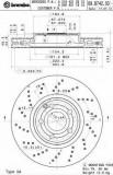 Disc frana MERCEDES-BENZ CLS CLS 350 - BREMBO 09.B742.51