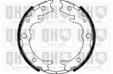Set saboti frana, frana de mana HONDA ODYSSEY 2.2 16V - QUINTON HAZELL BS1095