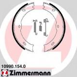 Set saboti frana, frana de mana MERCEDES-BENZ SPRINTER 3,5-t bus 318 CDI - ZIMMERMANN 10990.154.0