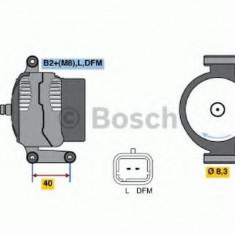 Generator / Alternator RENAULT SYMBOL I 1.6 Flex - BOSCH 0 124 415 014