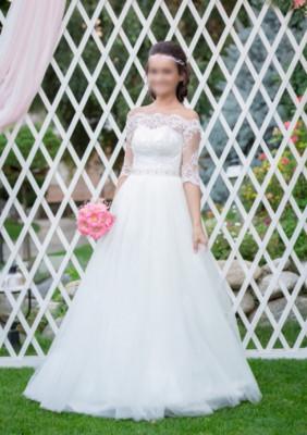 Rochie De Mireasa Rochii De Mireasa Printesa Okaziiro