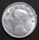 Taiwan 1 jiao 1955 XF, Asia