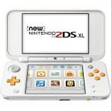 NEW Nintendo 2DS XL Console - White & Orange (EU) /3DS