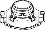Rulment de presiune CITROËN C5 I 3.0 V6 - TOPRAN 722 132