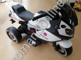 Motocicleta electrica pentru copii 3_6ani, 6v cu Led pe roti