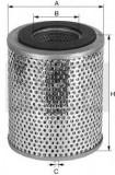Filtru, sistem hidraulic primar - MANN-FILTER HD 1361