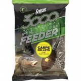 Nada Groundbait Sensas 3000 Method Feeder, 1kg, Carp Pellets