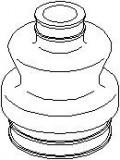 Burduf cauciuc, articulatie planetara MERCEDES-BENZ CABRIOLET 300 CE-24 - TOPRAN 400 743