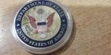 BREG 21 - EFIGIE MILITARA - POLICROMA - ARMATA USA