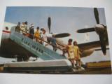 Carte postala aviatie / TAROM, anii 80