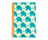 Caiet A5 Elvis the Elephant