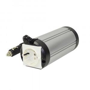Resigilat : Invertor de tensiune PNI 150W alimentare 12V iesire 220V si USB