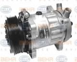 Compresor, climatizare - HELLA 8FK 351 126-011