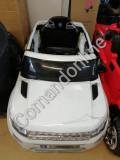 Masina electrica Range Rover mare 12v, 2 motoare, Unisex