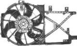 Ventilator, radiator OPEL VECTRA B hatchback 1.7 TD - VAN WEZEL 3766747
