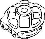 Suport, transmisie manuala AUDI 4000 1.3 - TOPRAN 104 140