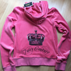 JUICY COUTURE HANORAC DAMA, L, Bumbac, Abercrombie & Fitch