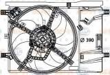 Ventilator,aer conditionat FIAT PUNTO 1.2 - BEHR HELLA SERVICE 8EW 376 729-651