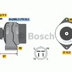 Generator / Alternator HONDA DOMANI 1.5 - BOSCH 0 986 042 341