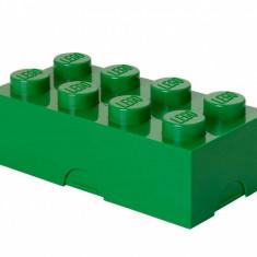 Cutie pentru pranz Lego Dark Green