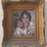 Tablou Aurel Naray, Portrete, Ulei, Impresionism
