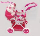 Carucior de jucarie copii / Carucior pentru papusi tip landou, rezistent si de calitate