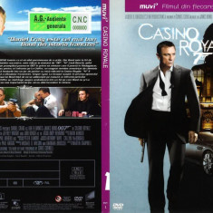 Casino Royale, DVD, Romana, columbia pictures