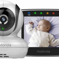Videofon digital bidirectional supraveghere bebelus cu infrarosu Motorola MBP36S, ID324