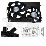 Ventilator, radiator VW GOLF Mk IV 1.4 16V - TYC 832-0001