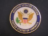BREFC1- EFIGIE MILITARA - POLICROMA - ARMATA AMERICANA