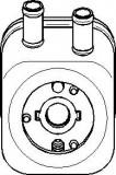 Radiator ulei, ulei motor AUDI A3 1.9 TDI - TOPRAN 110 495