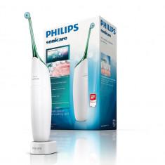 Aparat de curatare interdentara Philips Sonicare AirFloss Alb/Verde ID644