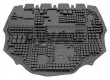 Material amortizare zgomot, nisa motor AUDI A1 1.6 TDI - SWAG 30 93 3546